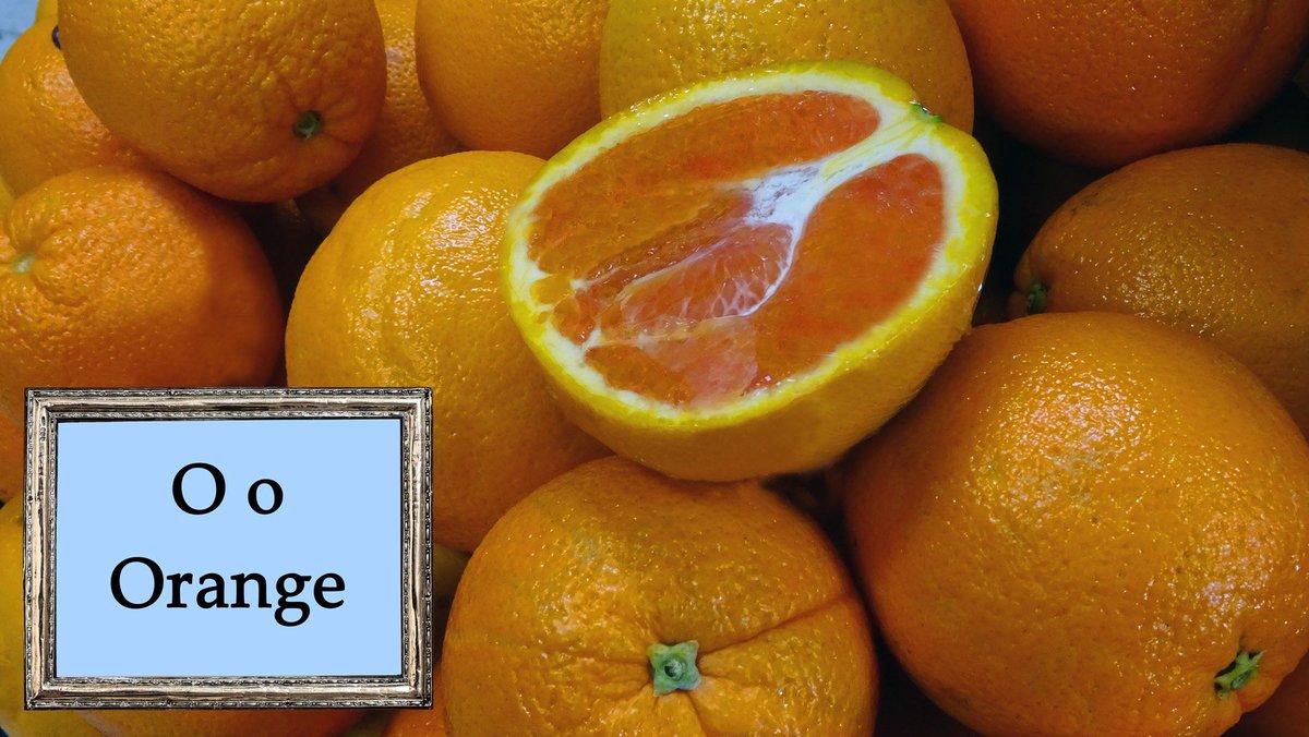 """A little #orange will put a spring into your day."" ― Anthony T. Hincks #ABC #Alphabet #fruit   http:// nixpixmix.blogspot.com.au/2017/10/o-is-f or-orange.html &nbsp; … <br>http://pic.twitter.com/Kn2JfkWDhe"