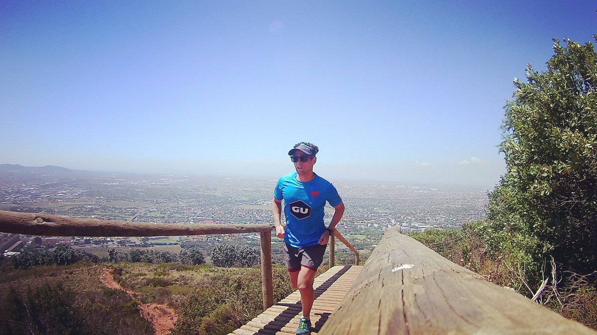 On a day like today there is only one recipe for work. - TRAILS! . @GUEnergySouthAf @ASICS_ZA #capetown #trailrunning <br>http://pic.twitter.com/KIBnHxG7iD