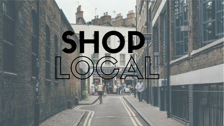 Why #ShopLocal? Because it allows for a more #personalised #service! #SaveTheHighStreet<br>http://pic.twitter.com/BQaf1rvQlp
