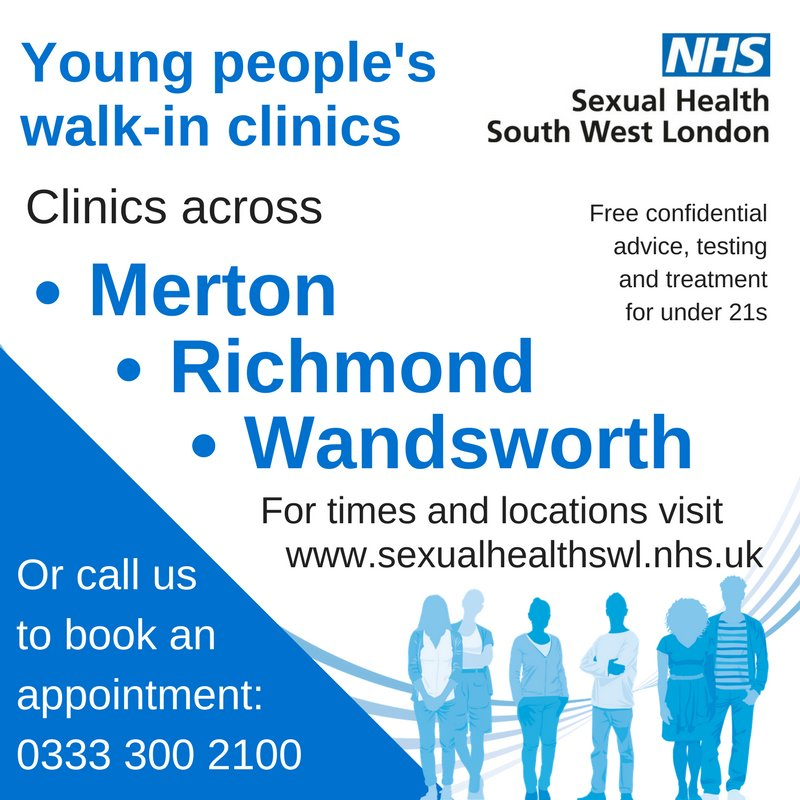 Sexual health clinic london nhs walk in