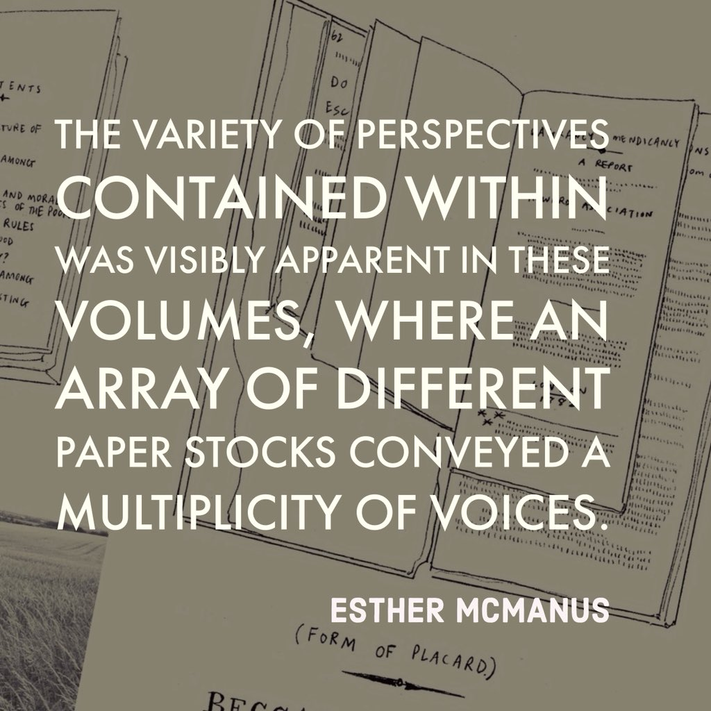 Getting book historical with @Esther_McManus  https:// strayvoices.blogs.sas.ac.uk/2017/10/13/arc hive-excavations/ &nbsp; …  @SASNews #engagement #strayvoices @BeingHumanFest<br>http://pic.twitter.com/kxENsqERej