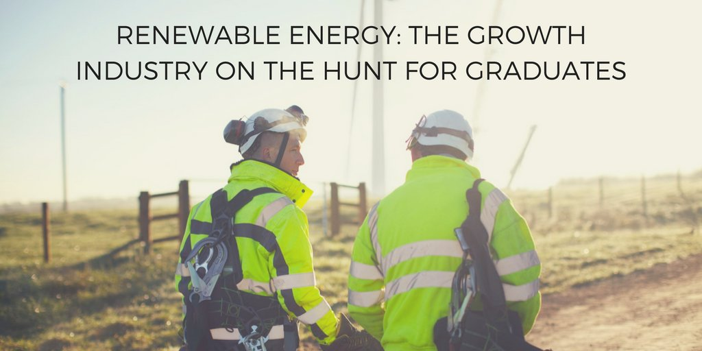 The #renewable #energy sector has rocketed &amp; wants more graduates on board!  http:// ow.ly/iv3E30fXdOQ  &nbsp;   #sustainability <br>http://pic.twitter.com/QEfX3DcPpF