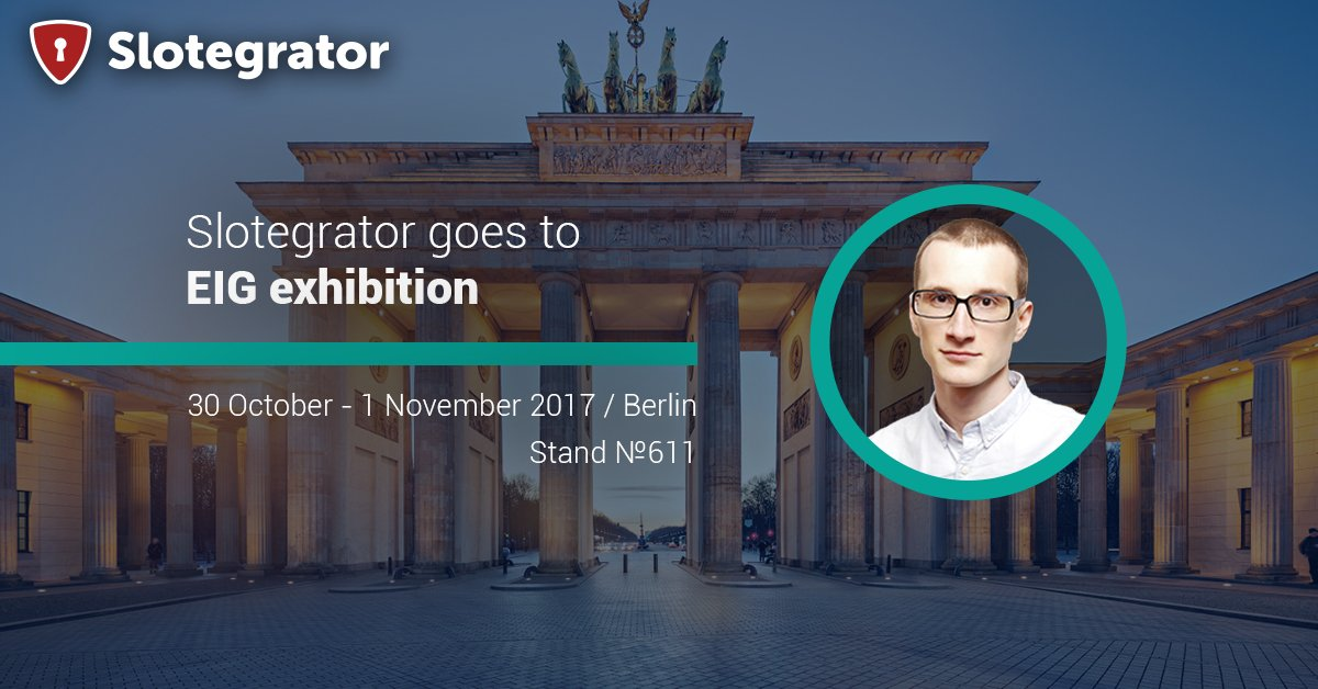 3 unforgettable days in Berlin with Slotegrator Click the link to make an appointment #Slotegrator #unified_protocol  https:// slotegrator.com/event_news/slo tegrator-to-participate-in-eig-conference.html &nbsp; … <br>http://pic.twitter.com/YbgYUwt0Da
