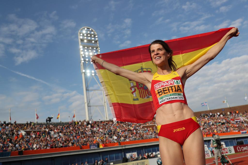 """#Ampliamos Ruth Beitia se retira: """"He llevado mi cuerpo al límite"""". ht..."""