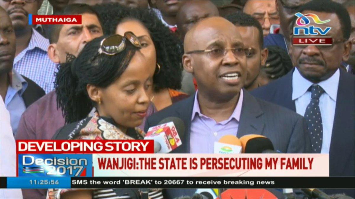 Jimi Wanjigi reveals Uhuruto 2013 govt was put together at his Muthaiga home. https://t.co/QsJ4PU9UiE