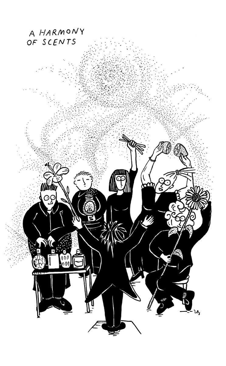 Cartoons about scent for the @ScentFestival here:  http:// teatimeforauniverse.com/news  &nbsp;    #scent #festival #cartoons #music #orchestra #harmony<br>http://pic.twitter.com/JzDp4JzXBX