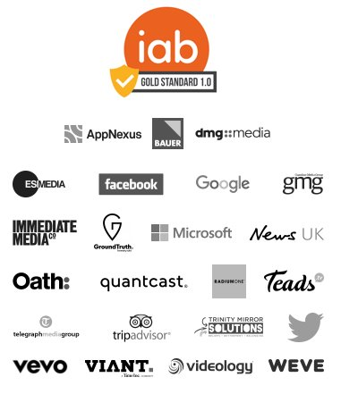 23 IAB board members have publicly committed to the IAB Gold Standard...