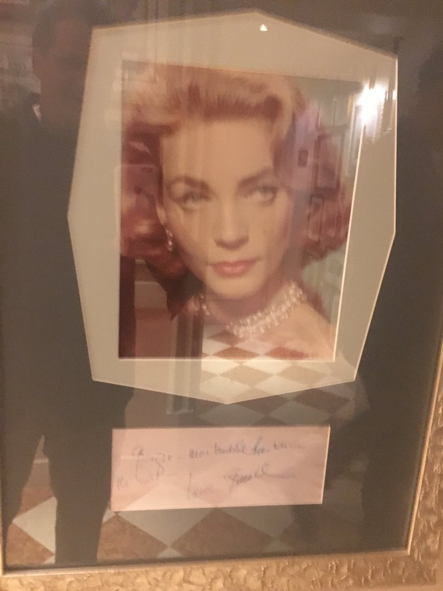 #laurenbacall stayed here #gritti palace https://t.co/ckANElN2fh