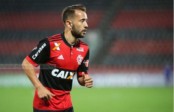 Tite elogia Everton Ribeiro e o compara a Coutinho. https://t.co/EjWDt...
