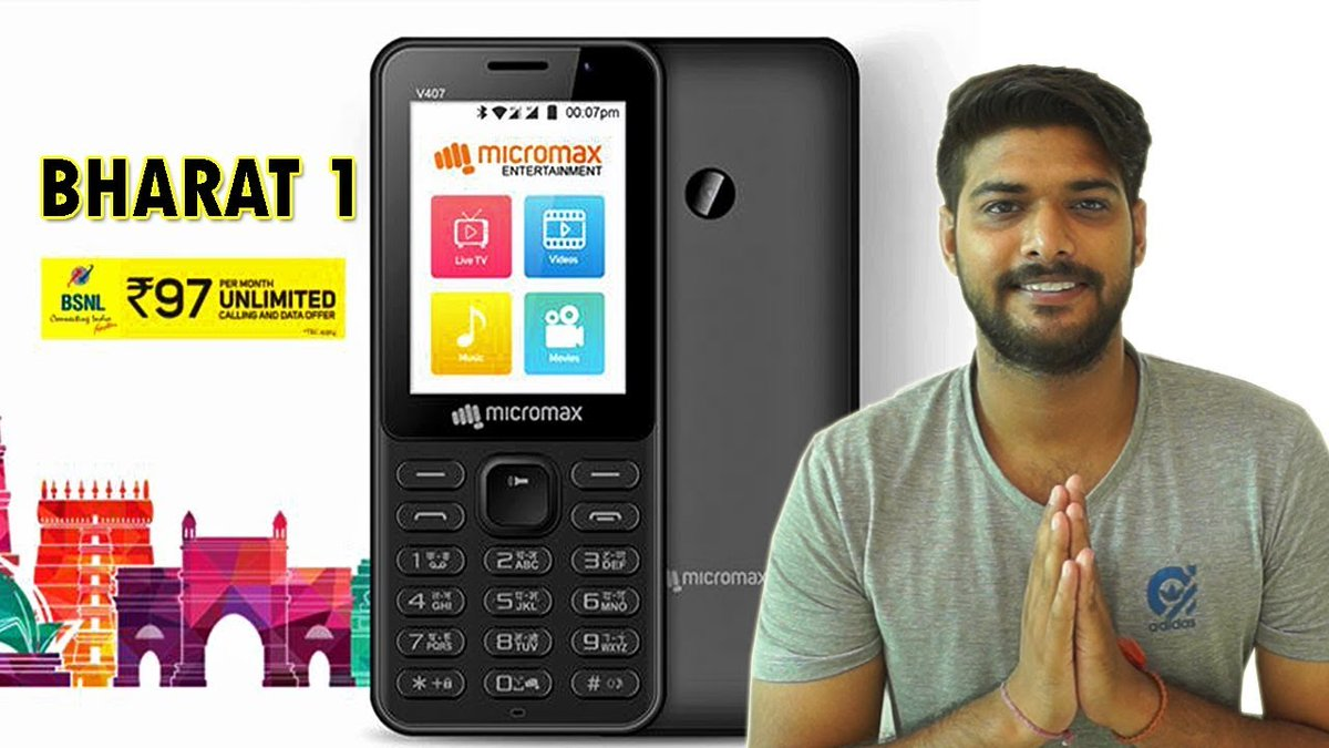 https:// youtu.be/6X80HbYQsFE  &nbsp;   #Bharat1 lqunched .. every detail in this video. Checkout.. @Micromax_Mobile  #technews #AndroidDev #tech #technology #micromax #bharat1<br>http://pic.twitter.com/6CtbtKkwTV