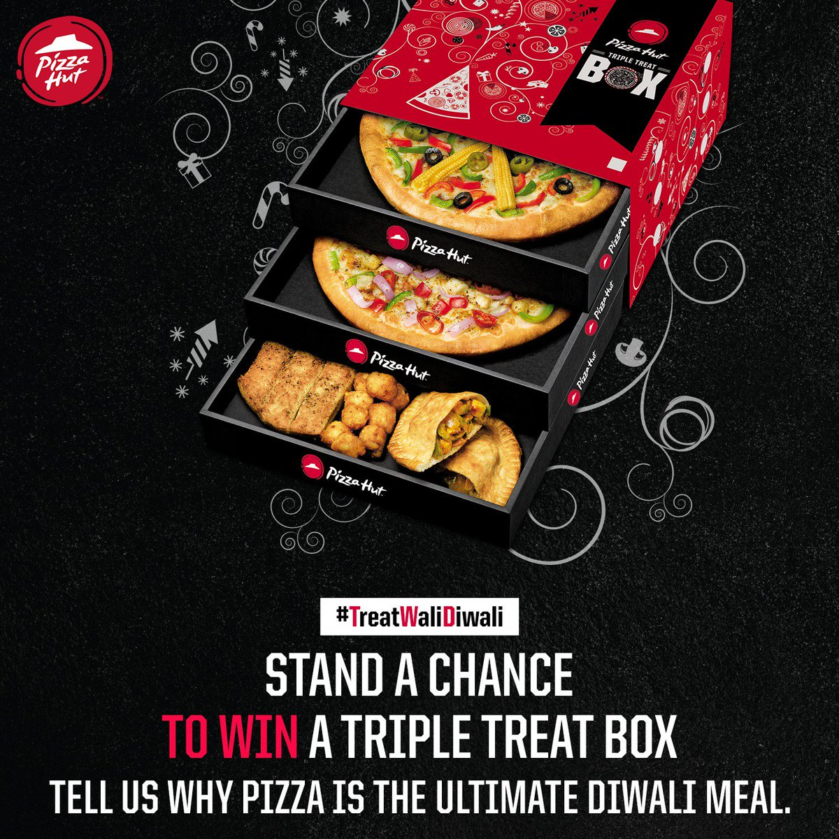 ContestAlert We are celebrating TreatWaliDiwali Answer the question below and you can win a TripleTreatBox 1 2 https ...