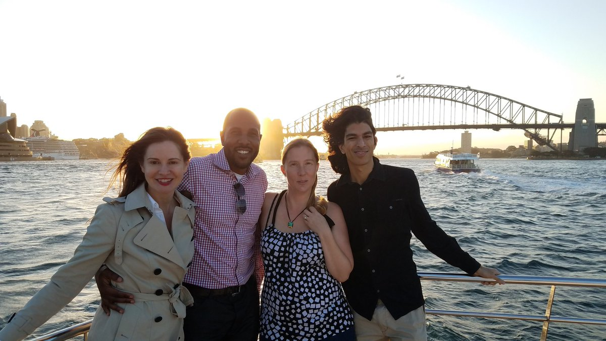 Best part of the job? The people! The @MarkLogic #Sydney #Consulting team are rock stars! #SydneyHarbor  #WeAreMarkLogic #BestPlacesToWork<br>http://pic.twitter.com/cdjsGr5CTP
