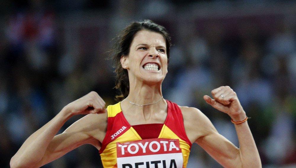 Ruth Beitia pone fin a una carrera de 28 años con oro olímpico y un pa...