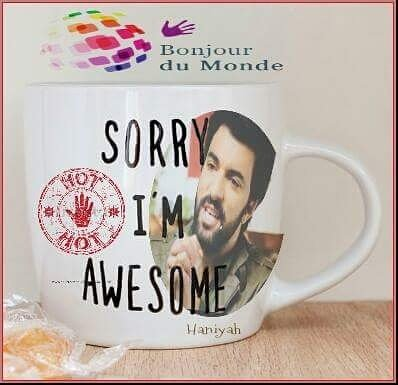 Bonjour #EnginAkyürek &amp; #Monde here&#39;s something hot to warm you on a cold day &amp; guess what I meannot the mug or tea yes his awesomeness <br>http://pic.twitter.com/qe1fWsvOPZ