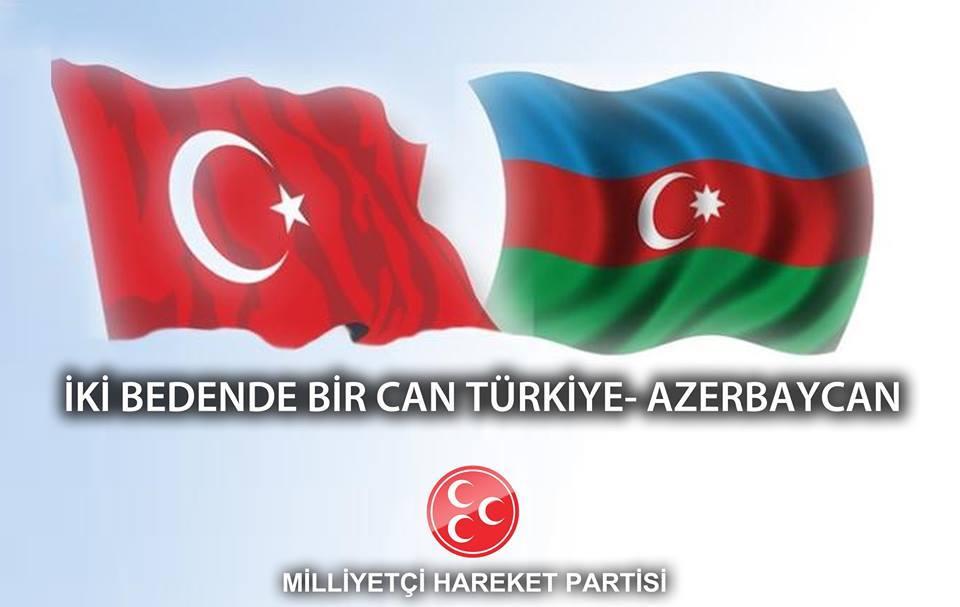 İKİ BEDENDE BİR CAN TÜRKİYE #AZERBAYCAN  Bağımsızlık Günün Kutlu Olsun...