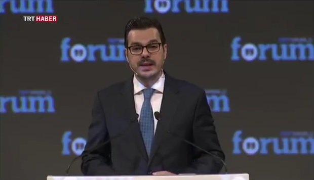 """TRT Genel Müdürü @erenibrahim: """"Amacımız kazananın değil mazlumun sesi..."""