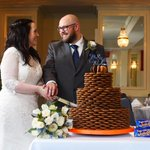 Love @McVities Jaffa Cakes? You're going to adore this couple's wedding cake https://t.co/5U211XddWm
