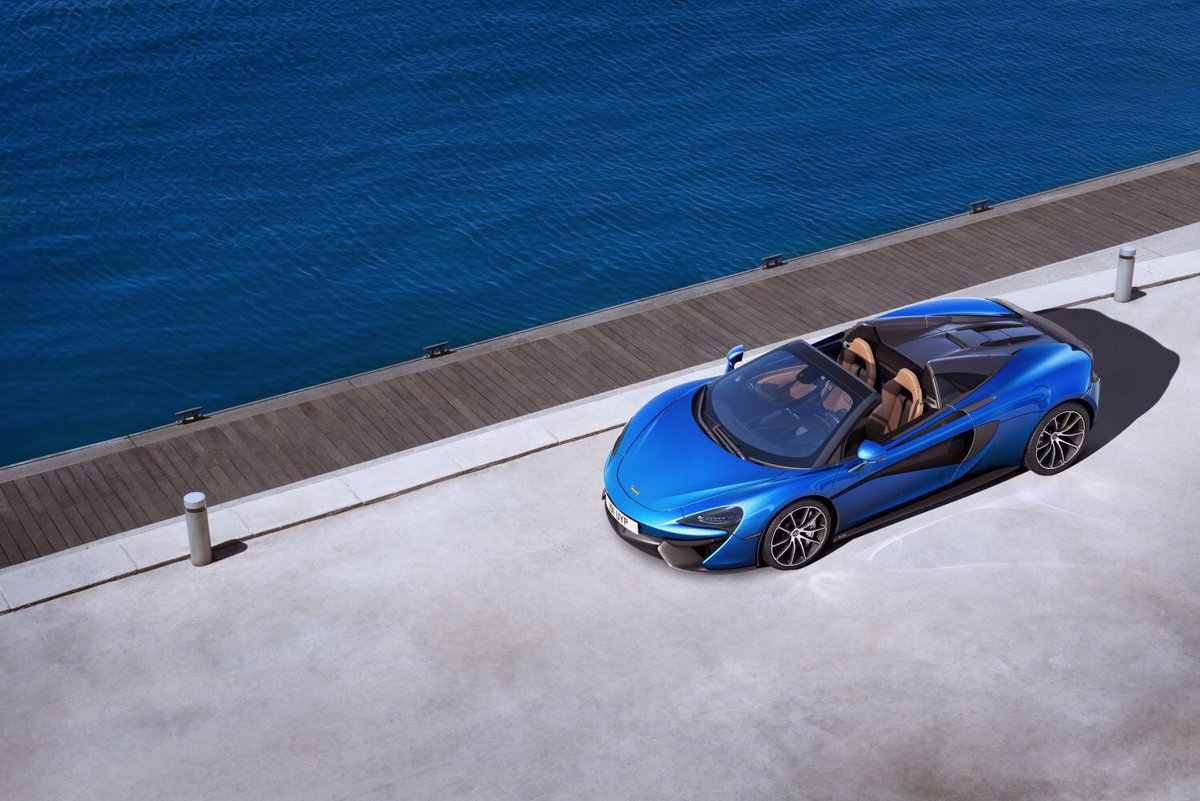 #McLaren 720S or 570S Spider? Which would you pick to drive on your fa...