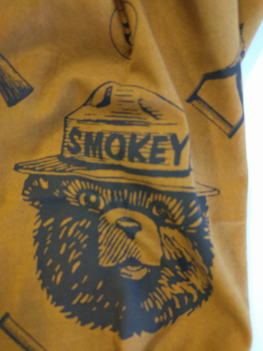 Only you can prevent forest fires. https...