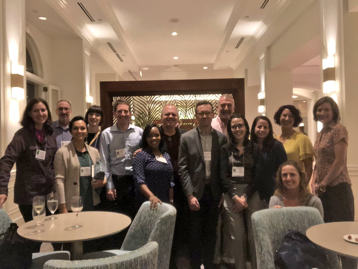 Our Communications staff connected w peers around the nation at last night's #AMPO2017 #PublicInvolvement Meet &amp; Greet <br>http://pic.twitter.com/xSdU6MMS2g &ndash; à The Westin Savannah Harbor Golf Resort &amp; Spa