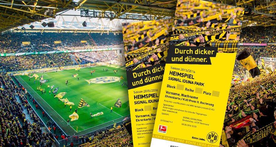 Borussia Dortmund Gutschein