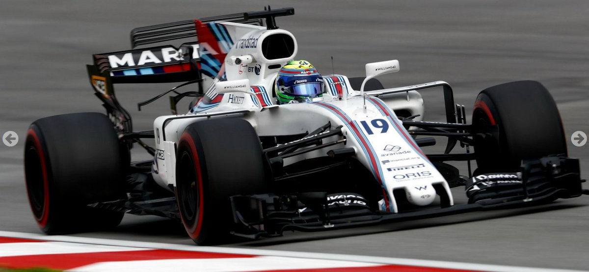 #F1 Felipe #Massa: &quot;For this year, forget it. But I think for next year the #Williams can be fighting #ForceIndia, maybe #Renault.&quot;<br>http://pic.twitter.com/Bc8ZGlHt9m