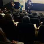 Lively questions at #DFCinemaGuide launch @HackneyPH Great talks @CourtyardArts @Phoenixcinema @PHEducation @alzheimerssoc #DementiaFriendly