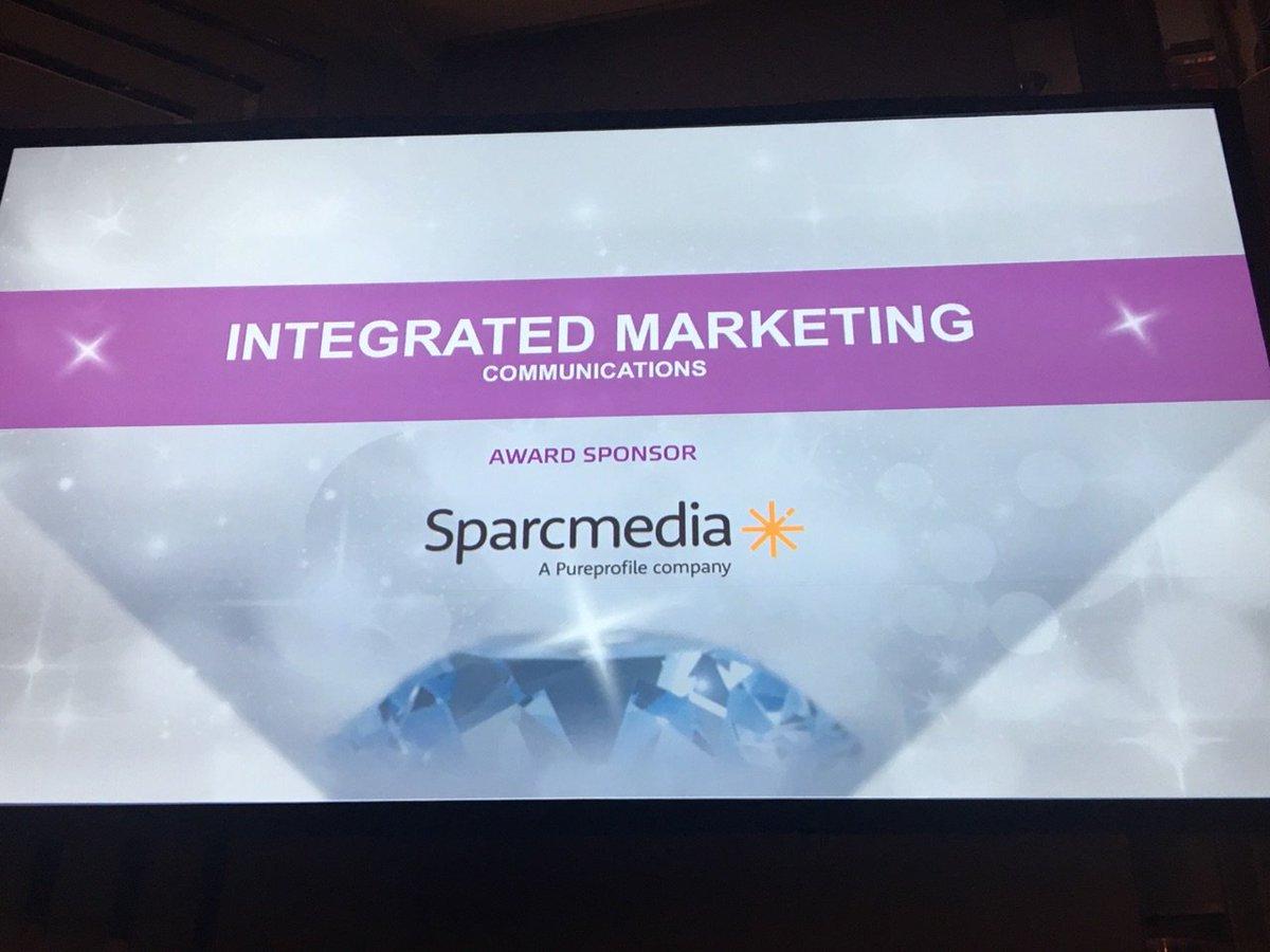 Sparcmedia is proud to sponsor a fantastic celebration of Marketing in Australia #AmiAwards2017 #Sparcmedia #Pureprofile https://t.co/eTQjNFemZF