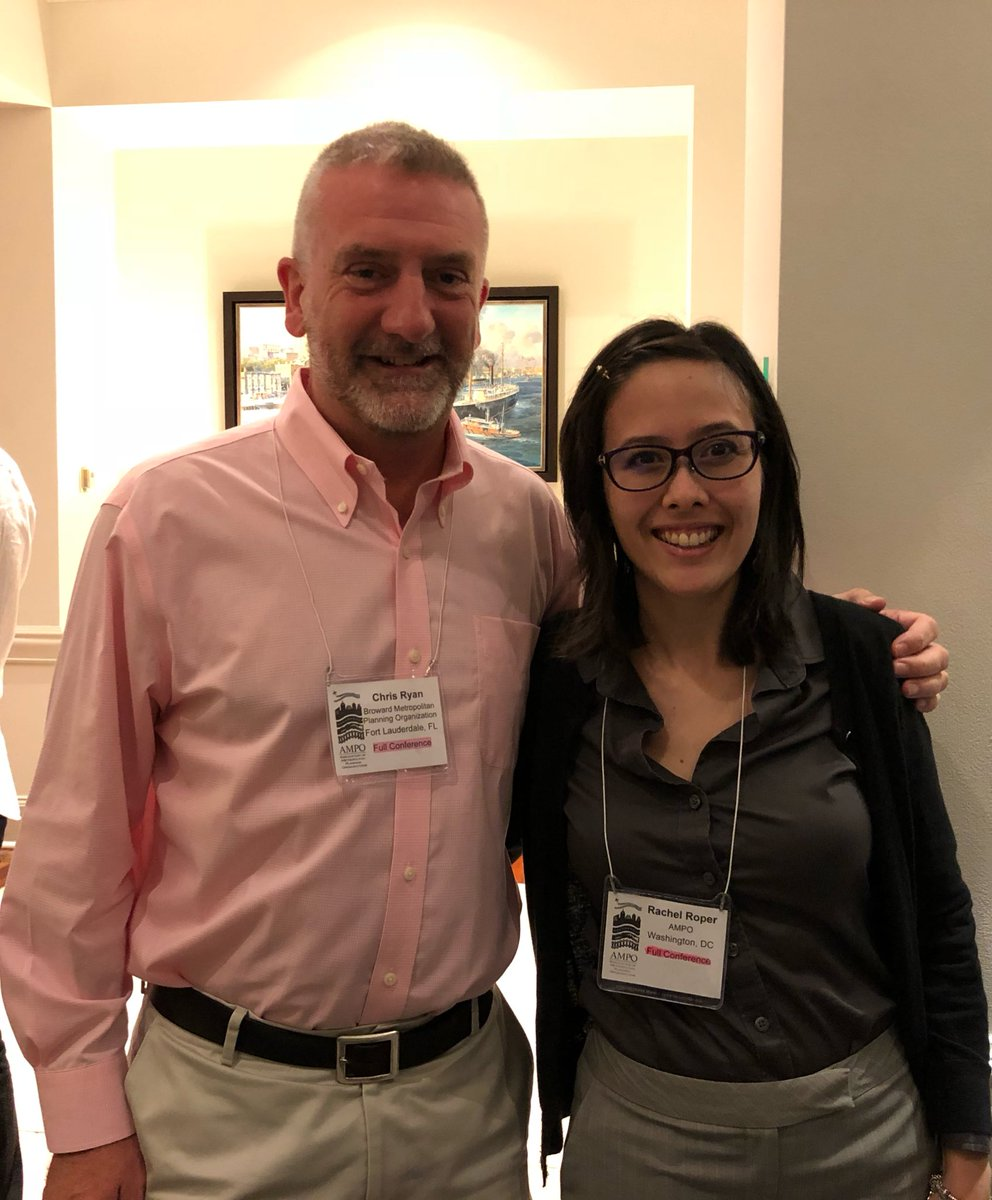 Great job to Chris from @SpeakUp_Broward &amp; Rachel from @Assoc_MPOs on the #AMPO2017 #PublicInvolvement Meet &amp; Greet! <br>http://pic.twitter.com/eI6ZbJWX1h &ndash; à The Westin Savannah Harbor Golf Resort &amp; Spa