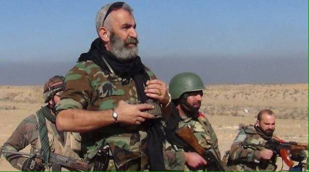 RIP Warrior. May your courage never be forgotten. #Syria &amp; the world owe you their lives.  https://www. almasdarnews.com/article/breaki ng-prominent-syrian-general-issam-zahreddine-killed-deir-ezzor/ &nbsp; …  @21WIRE @RenieriArts<br>http://pic.twitter.com/eLAikDOmwH