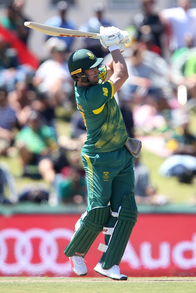25th ODI hundred for AB de Villiers. This has been a masterclass from...