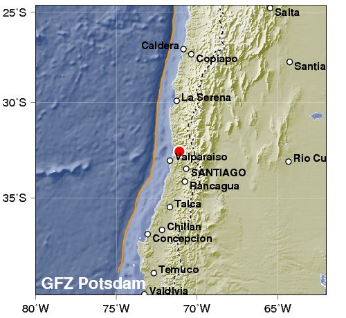 #SISMO  M 4.0, Near Coast of Central Chile https://t.co/iSOmq8lEtU #earthquake #quake #jishin