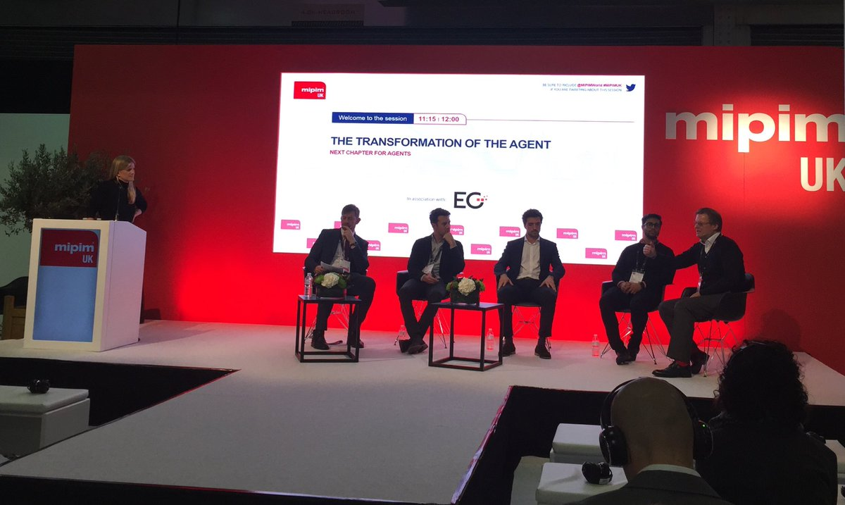 RT @Laurama_ Client management and data analytics - growth area in the property management space #MIPIMUK @MIPIMWorld