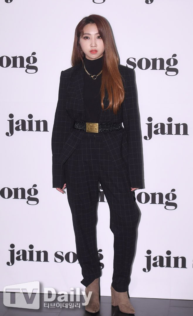 Minzy at Seoul Fashion Week - Jain Song 2018 S/S Collection #jainsong #Minzy #fashionweek  @mingkki21 #MinzyMyanmar #GoldenMinzy<br>http://pic.twitter.com/oXTb9wmoFz