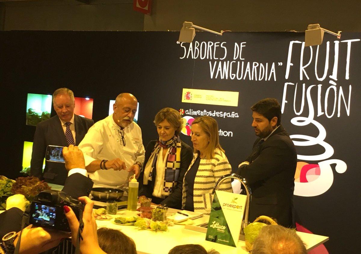 España es tercer exportador de frutas y verduras del mundo por su cali...