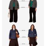 これらの画像を見ると、やっぱり自分の体系や骨格にピッタリ合った服を着ると、途端に洗練されるし痩せて見えるもんだなー。zozoで服買うの大好きだけど、試着って凄く重要だなと改めて考えさせられる。スカート丈もかなり大事だと気付かされました。#骨格診断