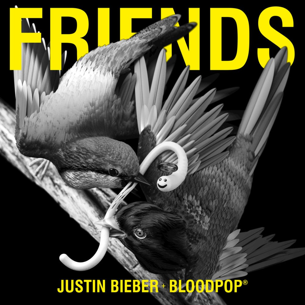 And no.1 tonight is......   Friends @jus...