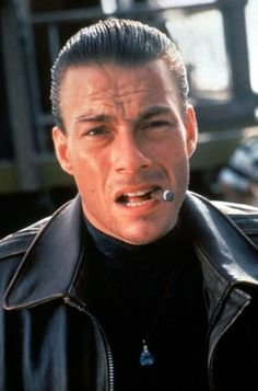 Talented Slackers Royalty Jean Claude Van Damme when the Slackers wish him a Happy Birthday! HBD