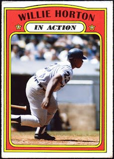A very Happy Birthday to great Willie Horton!!! 75 years old today!