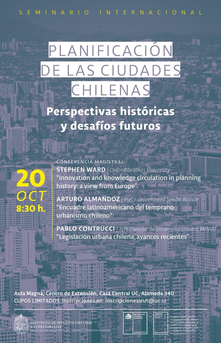 Estudios Urbanos UC on Twitter: \