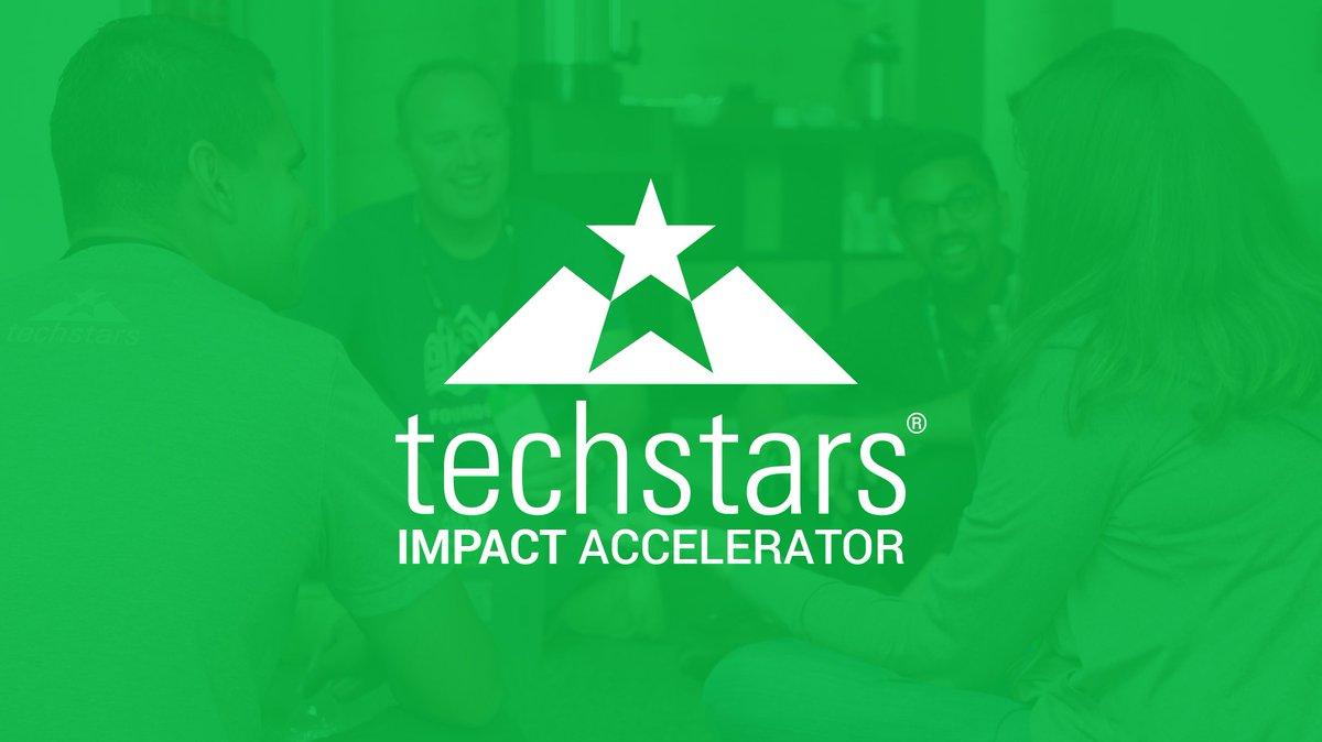 We're ready to make an #impact 👊 Announcing Techstars Impact Accelerator https://t.co/KKSO6ZTMMu #TSImpact