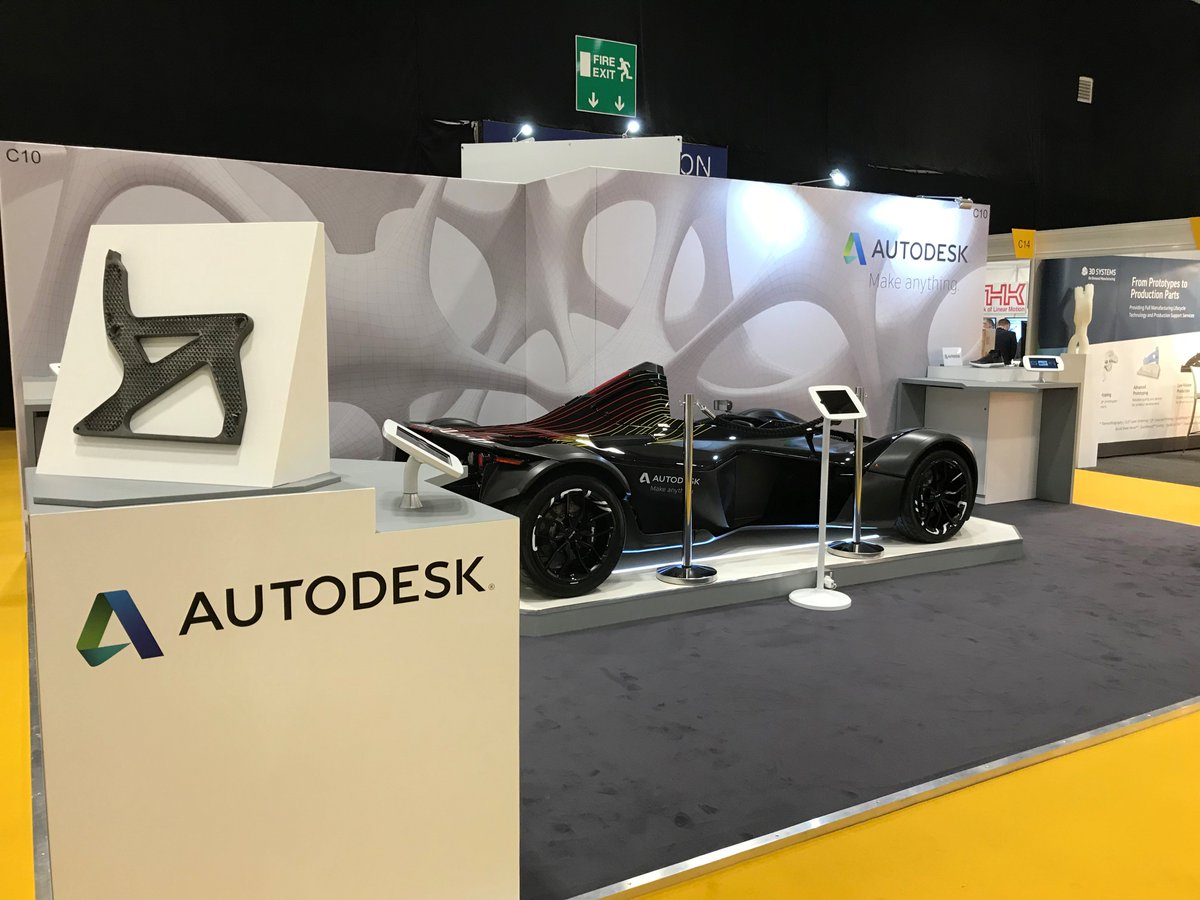 We&#39;re at stand C10 at the Engineering Design Show in Coventry, alongside @Autodesk_UK in the #Engineering area @EngDesignShow #Manufacturing <br>http://pic.twitter.com/Wo80EoofwQ