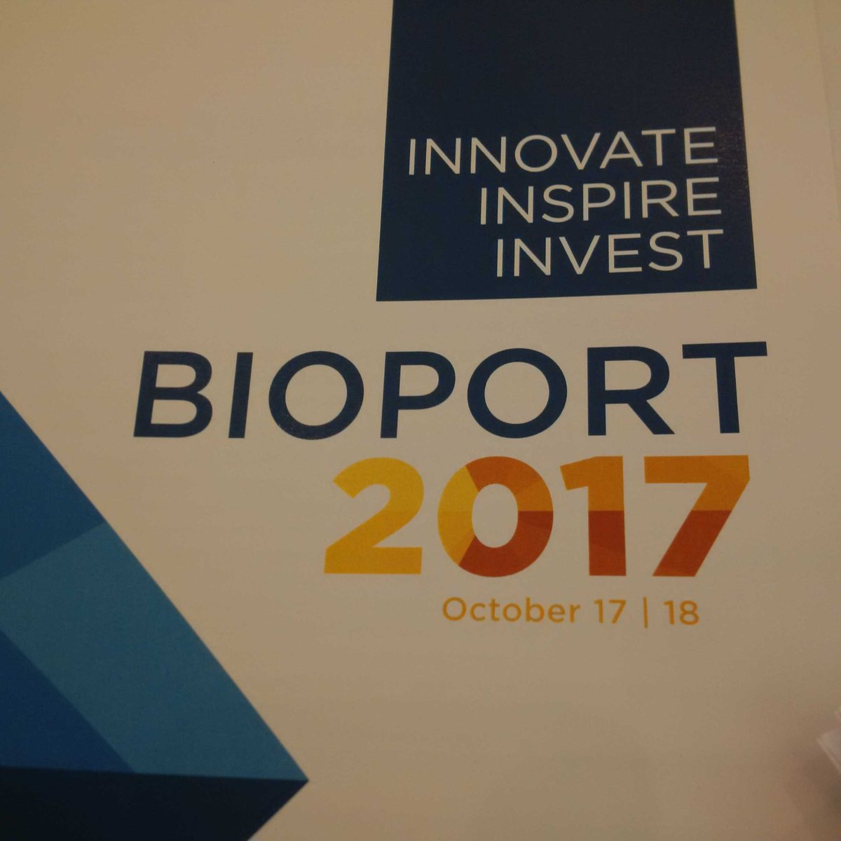 Atantic Canada&#39;s #Lifescience industry has gathered in Halifax for #BIOPORT17! @CanCGBoston  is here @BioNovaNS.<br>http://pic.twitter.com/GMF1XVQjEN