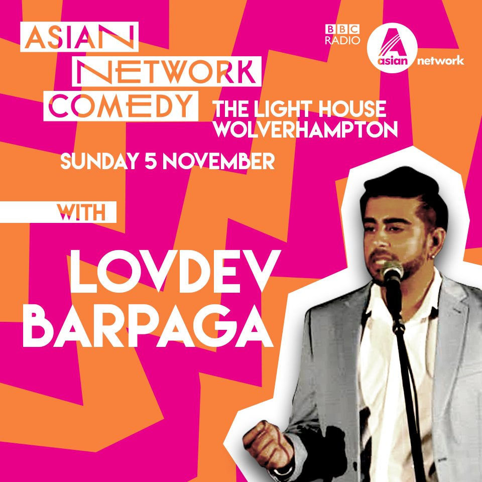 📢🔥 @LBarpaga is on the bill for our huge night of comedy in Wolverhampton next month! Come join us too! ➡️ ➡️ https://t.co/SzDL1s6dgr