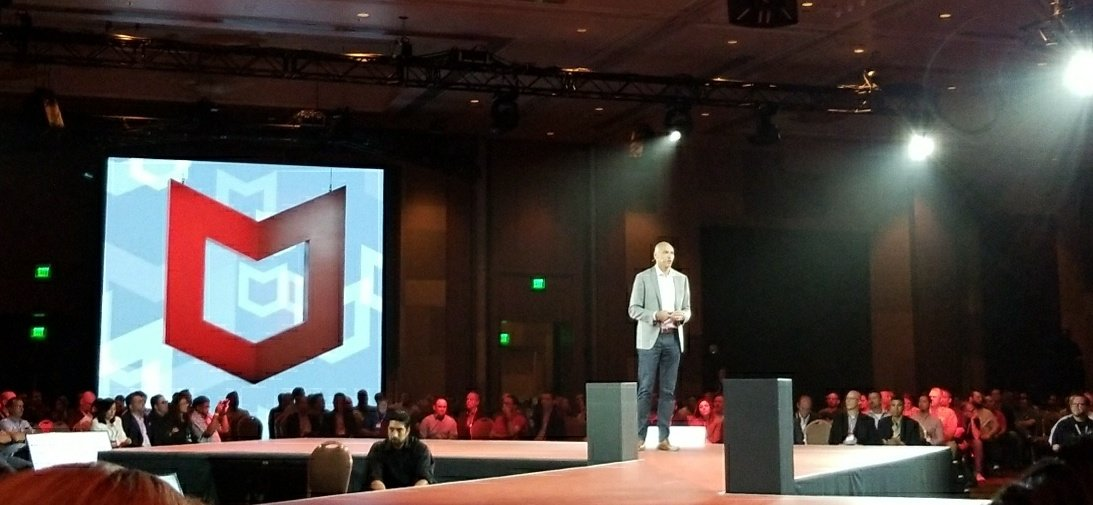 Open #ecosystem in #security will be a must have... APIs are critical to interoperability and #orchestration - @youngdchris at #MPower17<br>http://pic.twitter.com/00nHFwxJHo