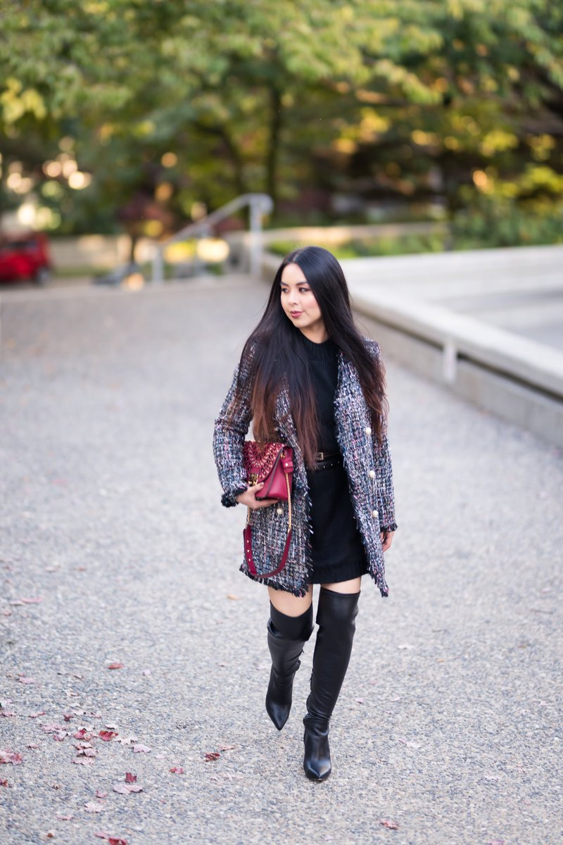 When Wednesday feels like a Monday #lookoftheday #style #zara #vancouverbc #fbloggers #ootd #outfits #streetstyle #fall<br>http://pic.twitter.com/hXo6ydnDbq