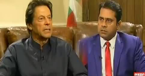 Takrar – 18th October 2017 - Chairman PTI Imran Khan's Exclusive Interview thumbnail