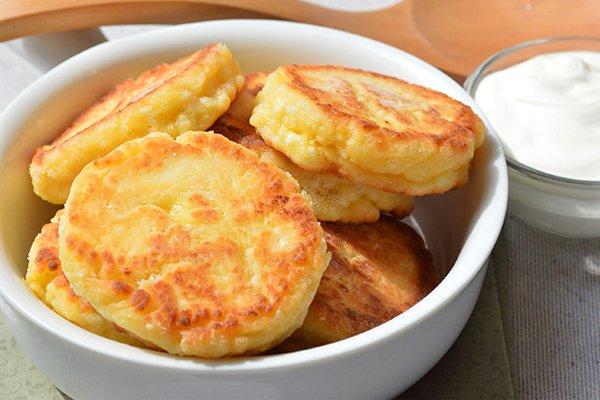 Сырники домашние рецепт