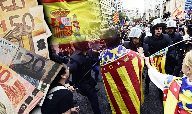 EXCLUSIVE: Businessman tells Spain to 'let Catalonia go' - or be DESTROYED by independence crisis https://t.co/I2C11WVaCw