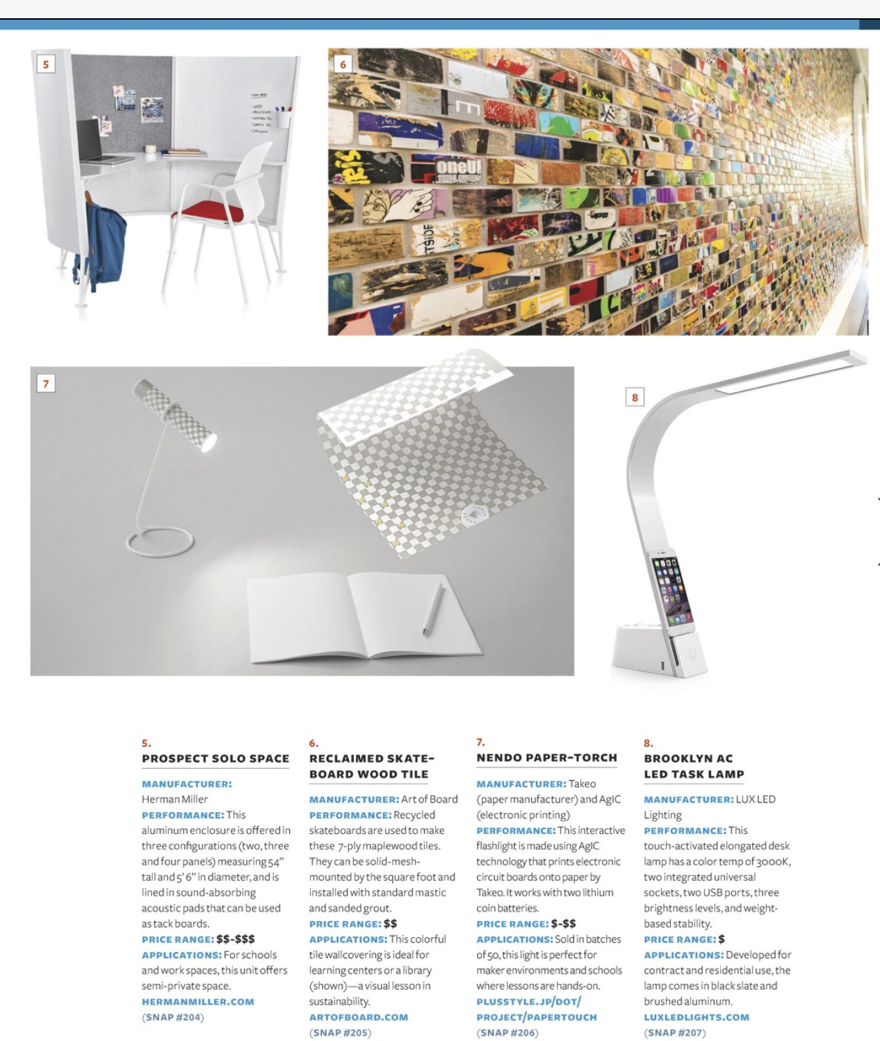 Art Of Board On Twitter Thanks Archrecord For Including Us In It Comes To Sustainable Product Design If Has A Circuit Your Snap Guide Artofboard Irideirecycle Tiles Https Tco Rusxosjtu5